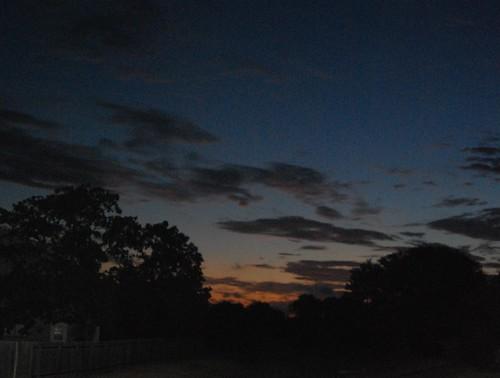 Sunrise 08-20-09