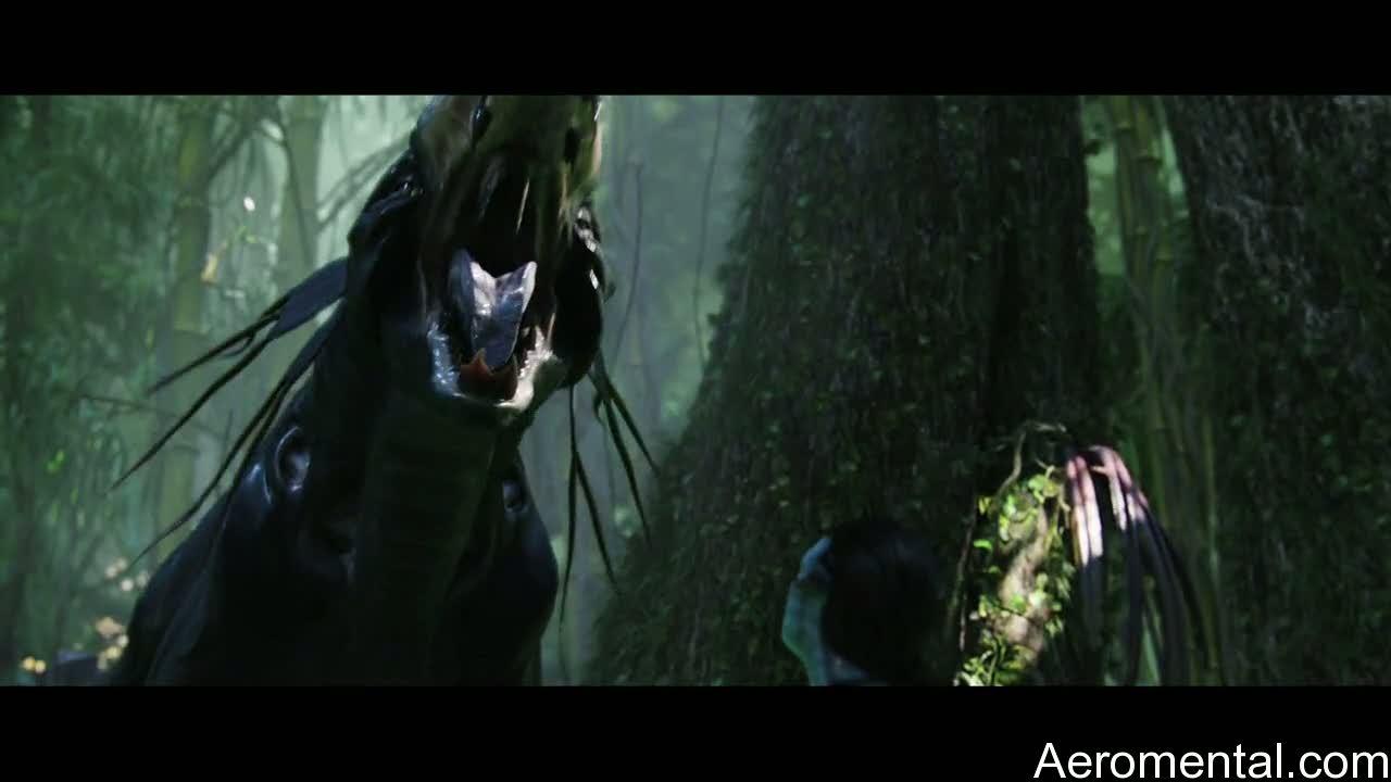Avatar Navi Monstruo Leonopteryx