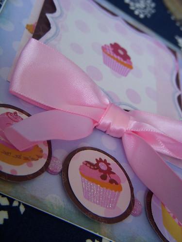 Pink Cupcakes Close Up #2
