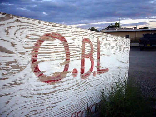 OBL = Old Blinking Light