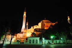 Aya Sofya 0091 (farouq_taj) Tags: museum architecture turkey cathedral basilica istanbul mosque christian ottoman hagiasophia byzantine sultanahmet constantinople easternorthodox justinian ayasofya emperorjustinian santasophia