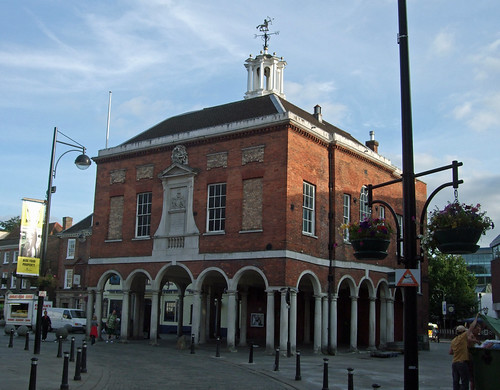 highwycombemarkethall