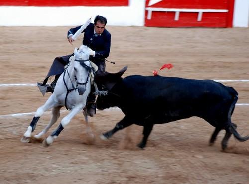 Corrida Mixta, Feria de Melilla 2009 206