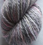 """Lavinnia"" Cotton/Wool/Silk Sock Yarn"