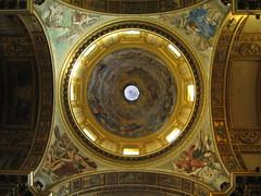 Rome Italy, San Andrea della Valle (B Coleman) Tags: sanandreadellavalle romereligiousarchitecturerenaissance