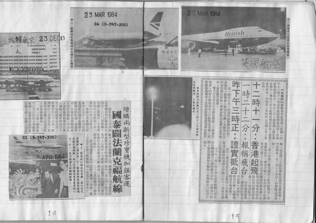 Air Transport News in 1984