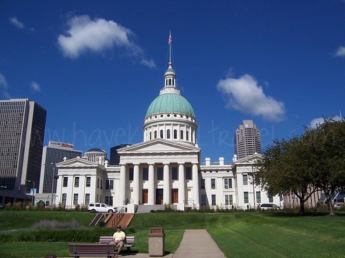 Historic Old Courthouse, St. Louis, Missouri