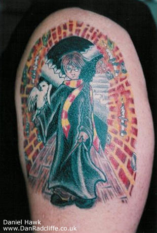 3902759501 f5e5c74a11 o Tatuajes de Harry Potter