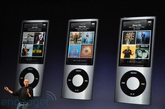 Apple's key note 'It's only rock and roll' event