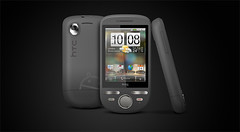 HTC Tattoo black