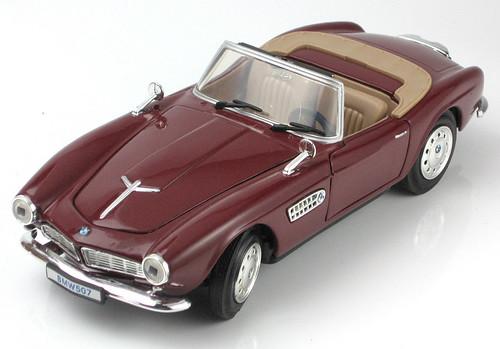 1955 - BMW 507. Coleção de Alexander Walter - Escala 1:24