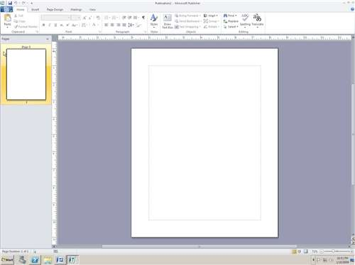 Microsoft Office 2010, What's New Screenshots