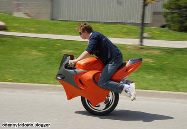 moto de uma roda