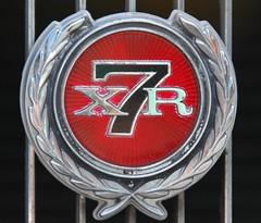 X7R (Erik van Roekel) Tags: cars car emblem classiccar badge oldcar oldtimers oldcars classiccars almere carbadge caremblem x7r midlandclassicshow stichtingvriendenkringklassiekers wwwvriendenkringklassiekersnl feed4louis