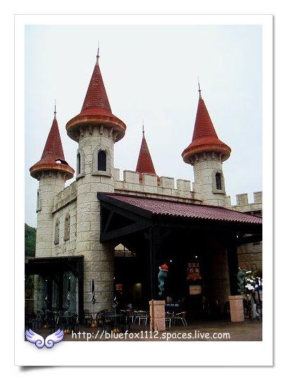 090919-2花宜6輪4日遊_花蓮海洋公園07_水晶城堡_水晶城堡-亞瑟王炸雞