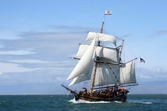 (Sophe's World) Tags: ocean california travel usa boat sailing ship sail