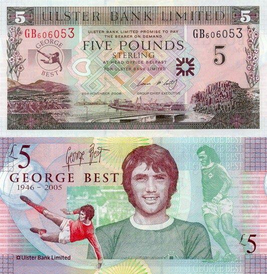 5 libier Severné Írsko 2006, George Best