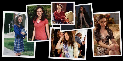 Rory-Gilmore Girls