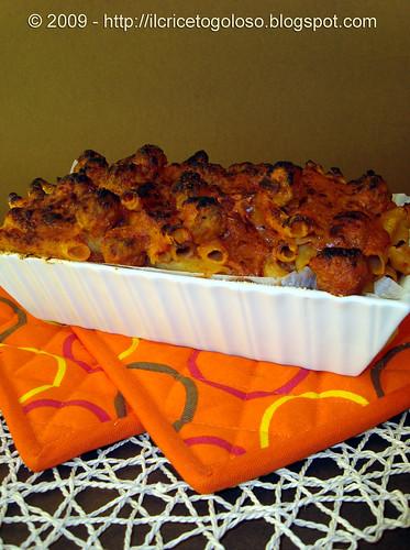 Pasta al forno 2