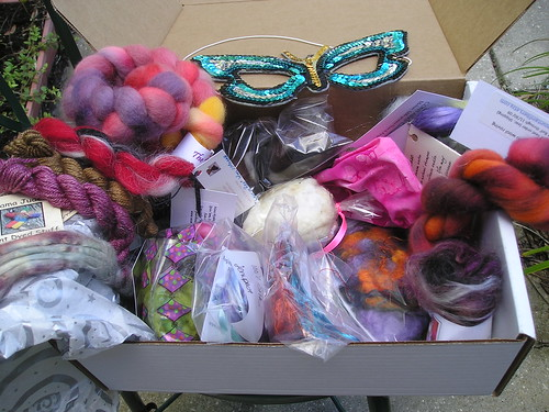 Phat Fiber box - mixed - October