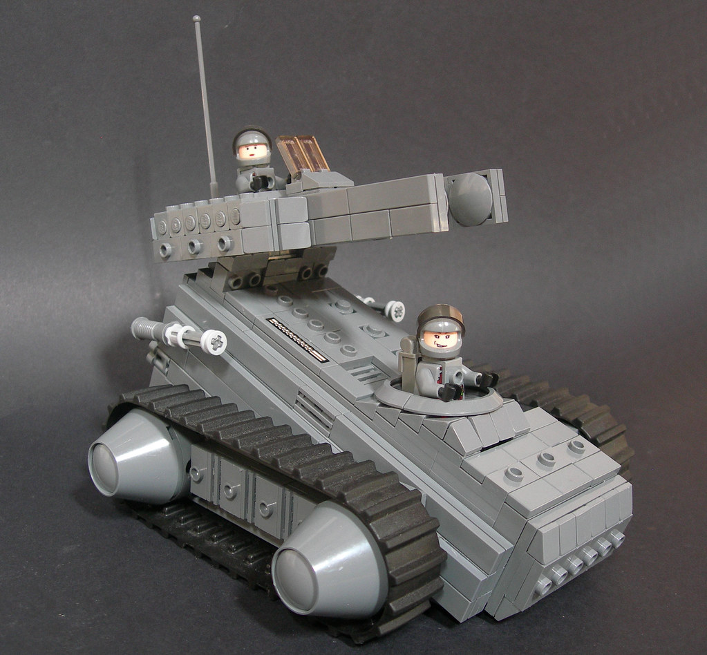 Apocaspace Tank
