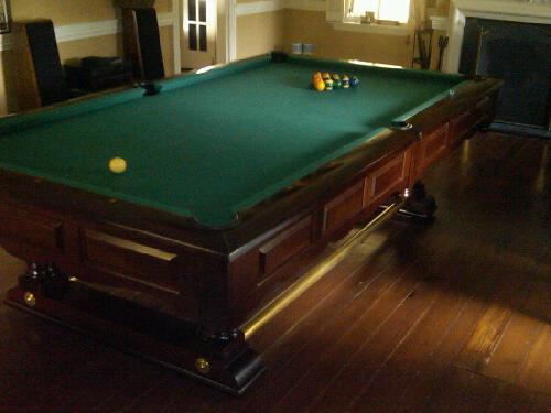 Attrayant FS: Brunswick Prestige Pool Table [Archive]   Teton Gravity Research Forums