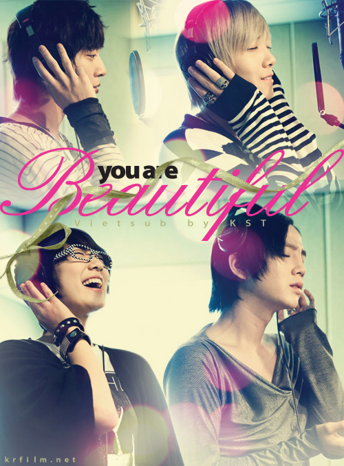 Youre Beautiful 미남이시네요, A.N.JELL, Jang Geun Suk, Park Shin Hye, Lee Hong Ki [Vietsub MV Heart Is Cursing + Making scenes]