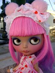 Charlotte en rosa