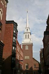 Old North Church, Exterior #2