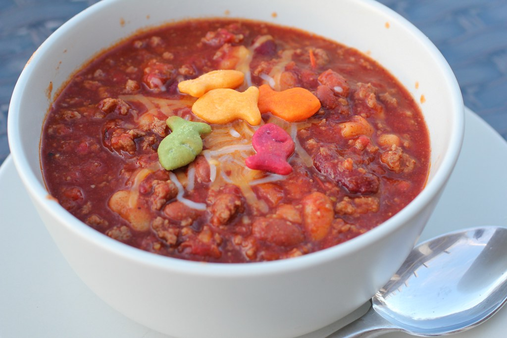 Homemade Chili for Kids