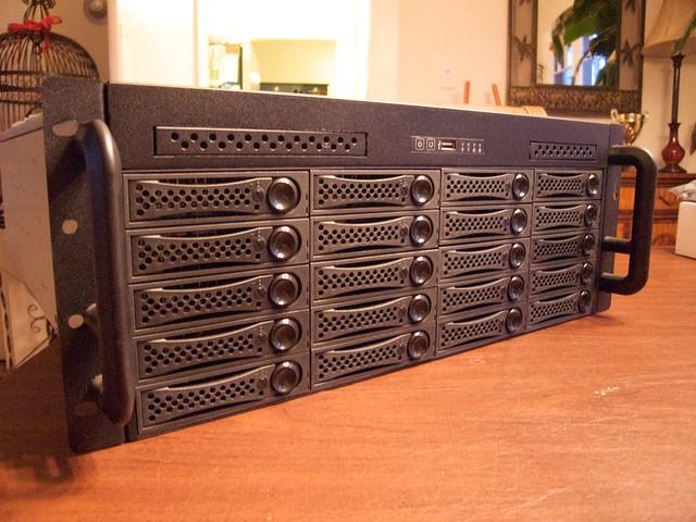 ZFS Server Build
