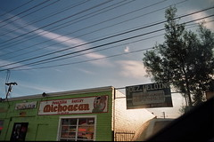 panderia, redwood city (J-diggity-dogg) Tags: contax bakery telephonewires redwoodcitycalifornia greenbuilding panderia