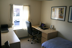 New Bedroom Stuff (1) (William Hook) Tags: light sky house ikea home apple window television computer pc tv bed bedroom mac media theatre desk furniture laptop room satellite centre os x entertainment workstation hd speakers tuaw  htpc macbook z4i skyhd