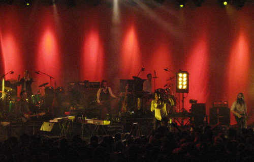 Nick Cave and the Bad Seeds @ Brisbane Riverstage, All Tomorrow's Parties