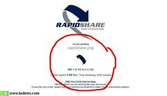 2 วิธีอัปโหลดไฟล์+การสมัครสมาชิก เว็บ rapidshare.com