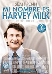 Poster Mi nombre es Harvey Milk