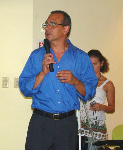 Francisco Corrales, arqueólogo