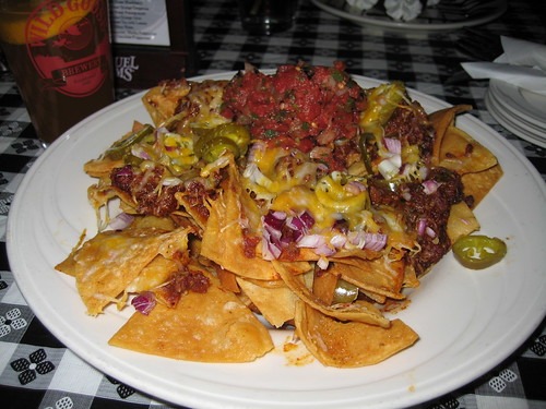 Second Chance Nachos