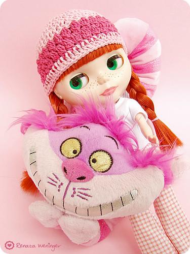 dakota ♥ cheshire cat by * Rezinha *.