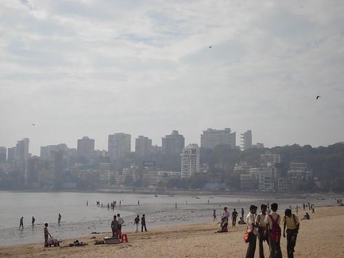Bombay Skyline #2