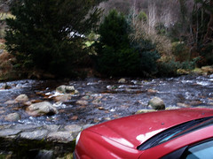 Stopping in Glendalough