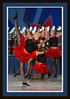 Dancer (John Barrie Photography) Tags: ballet sexy dancer blackshirt splits beautifulgirl redskirt fishnetstockings blackstockings masonohio blacklacegloves redtutu johnbarrie johnbarriephotography hotgirlsredskirt blondedancer velocityphotography