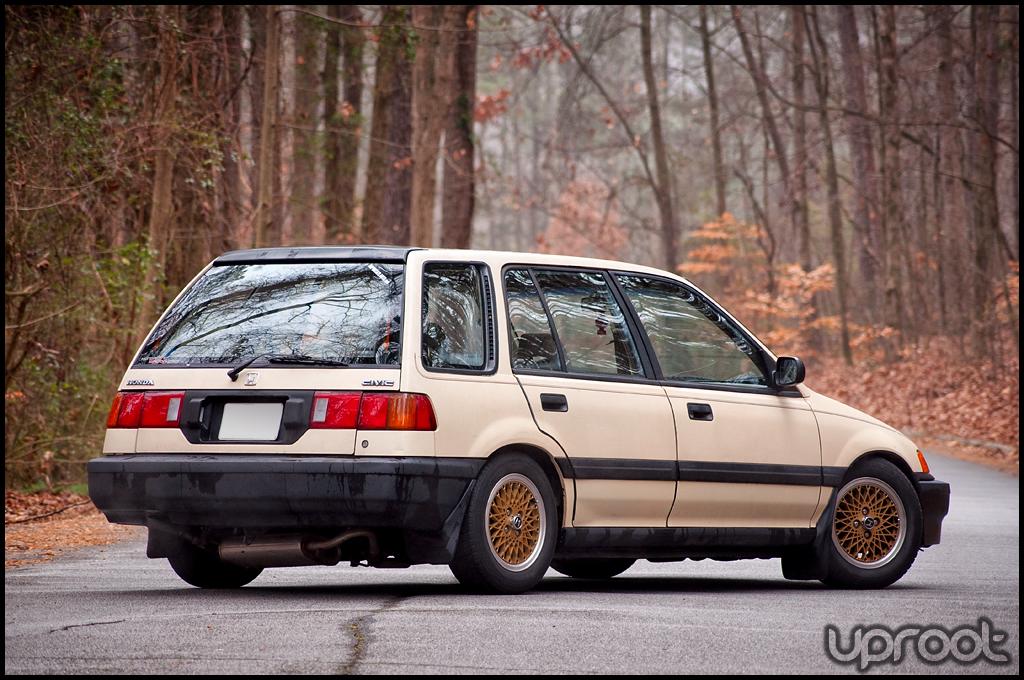 Revmaynards 1988 Honda Civic Wagon