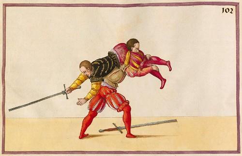 Quo Habitus Adversarius Queat Prosterni Ex Ense