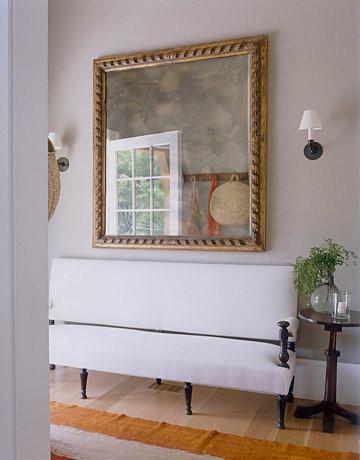 'Light Gray' by Farrow & Ball: Ina Garten's Hamptons home