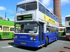 Leyland Fleetline, Travel West Midlands (Mancunian1001) Tags: metro centro leyland fleetline mcw weymann cammell travelwestmidlands wmpte