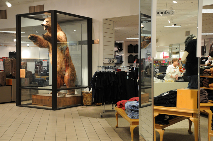 bear and gail at JC Penney_3170_2 web