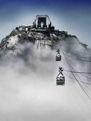 Pan de azucar (Fernando Rey) Tags: mountain brasil riodejaneiro montaña soe teleferico pandeazucar flickrsbest