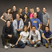 "The cast of ""Groundlings, In the Study, With the Candlestick"""