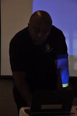 Dr. Lecham Semaj @ PCC (rastariza) Tags: jamaica motivate motivational pcc oldharbour yorkali semaj lecham portmorecommunitycollege